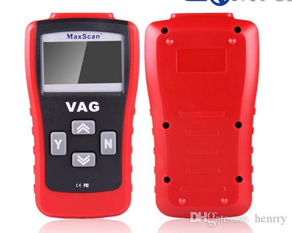 Autel Maxidiag VAG 405 VAG405 Lecteur de codes VAG OBD 2 en 1 CAN pour scanner VW / AUDI OBD2