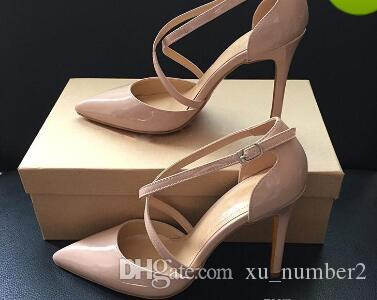 95adca52e94e New Summer Style Women S Lace Up Red Bottom High Heels Pointed Toe Bandage  Stiletto Sandals Celebrity Ladies Shoes Pumps Mens Dress Shoes Prom Shoes  From ...