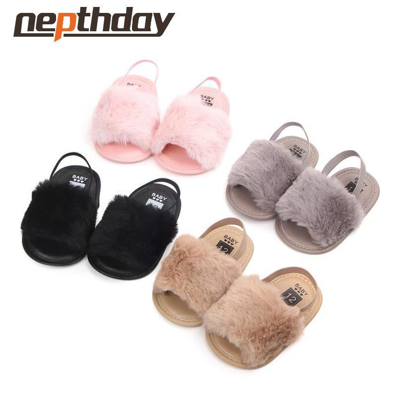 9 12 Months Baby Girl Sandals Plush Solid Shoes For 12.5cm Feet Length Nice  Wear In Summer 12 027 Cheap Shoes For Toddlers Girl Shoe Kid From Sightly 74bc6236763f