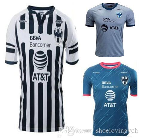2019 2018 2019 Rayados Monterrey Jersey 18 19 Home Away Project Pink 3rd  Soccer Jerseys Top Thai Quality Molina Sanchez HURTADO Shirts From  Shoelovingych a3f9e37bd912f