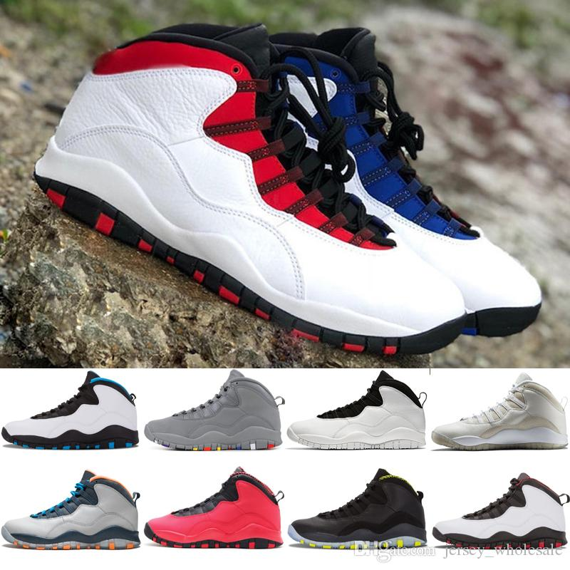 10 10s Westbrook Cool Grey Mens Basketball Shoes I m Back Drake Red ... 4e26a4b4567