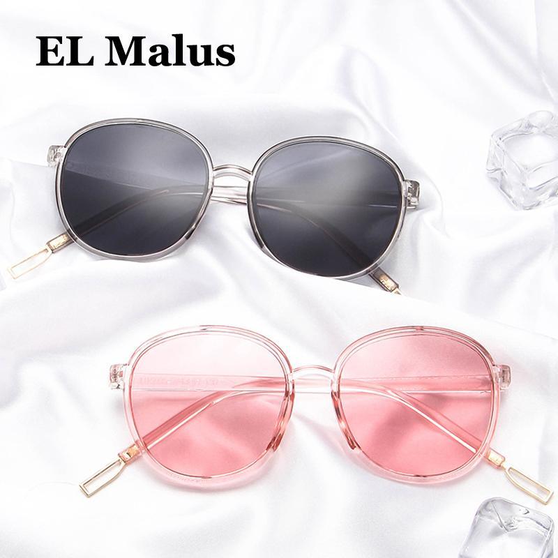 42325ded78 Compre EL Malus Nuevas Gafas De Sol Ovaladas Con Montura Fina Para Mujer,  Para Hombre, Reflectante, Lente Plateada, Espejo, Bronceado, Rosa, Para  Mujer Sexy ...