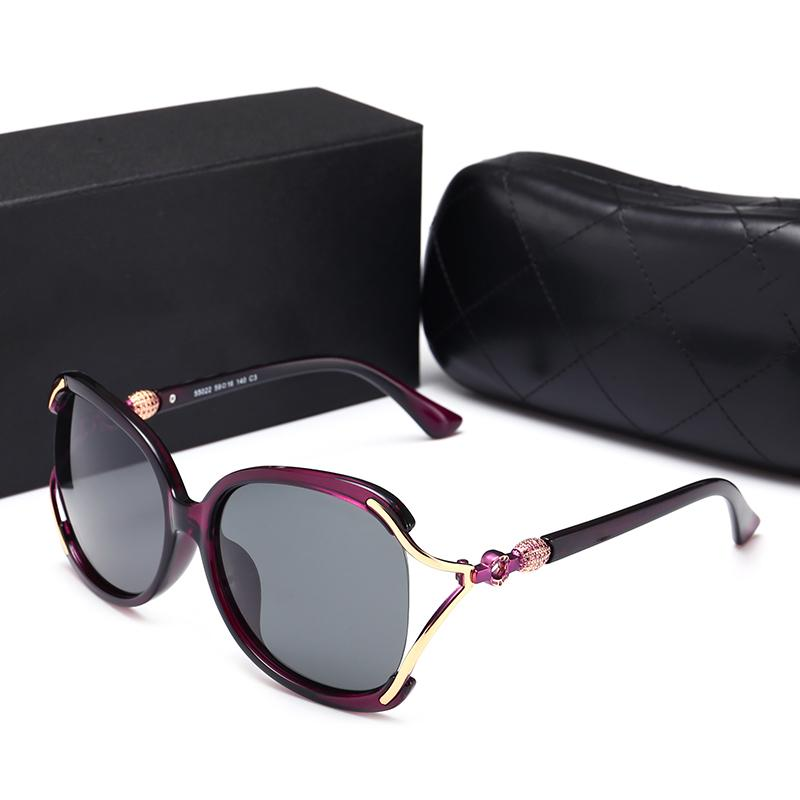 1d01d16a066 55022 Retro Square Sunglasses Famous France Designer New Big Frame  Sunglasses 100% Anti UV Popular Summer Glasses Unisex Hollow Sunglasses  Victoria Beckham ...