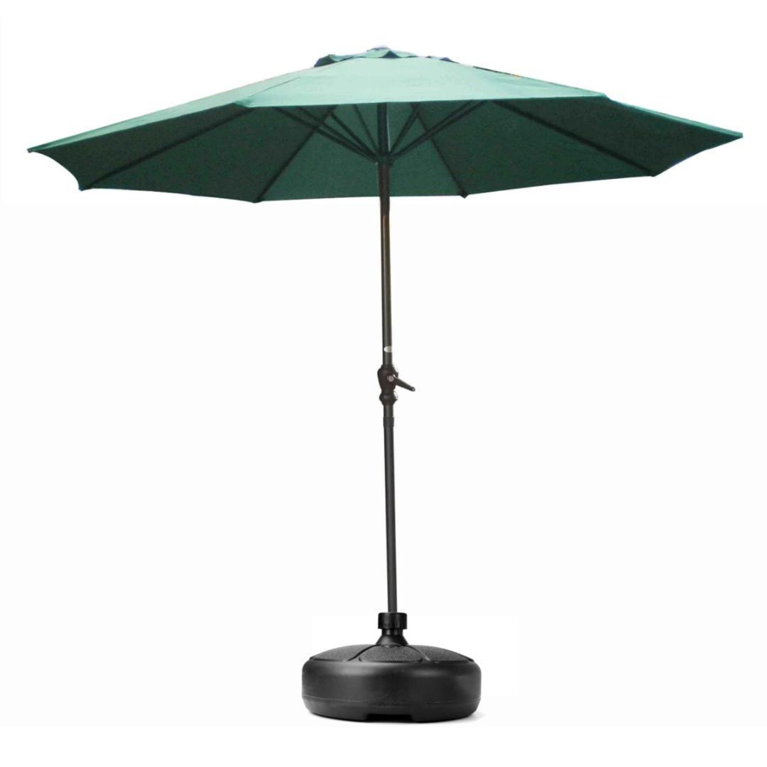 Charmant Outdoor Furniture Parasol Garden Umbrella Stand Round Patio Umbrella Bases  Foundation Billboard Holder Sun Shelter Accessories Camping Equipment  Camping ...