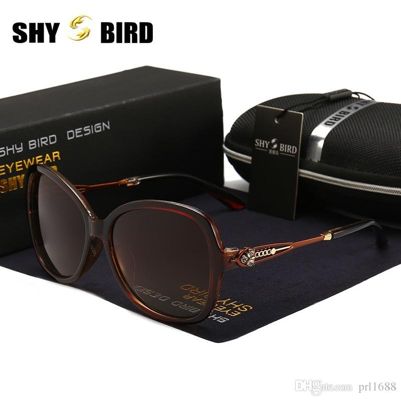 bb65161cab Factory Direct SHYBIRD Brand Designer Polarized Sunglasses Women's ...