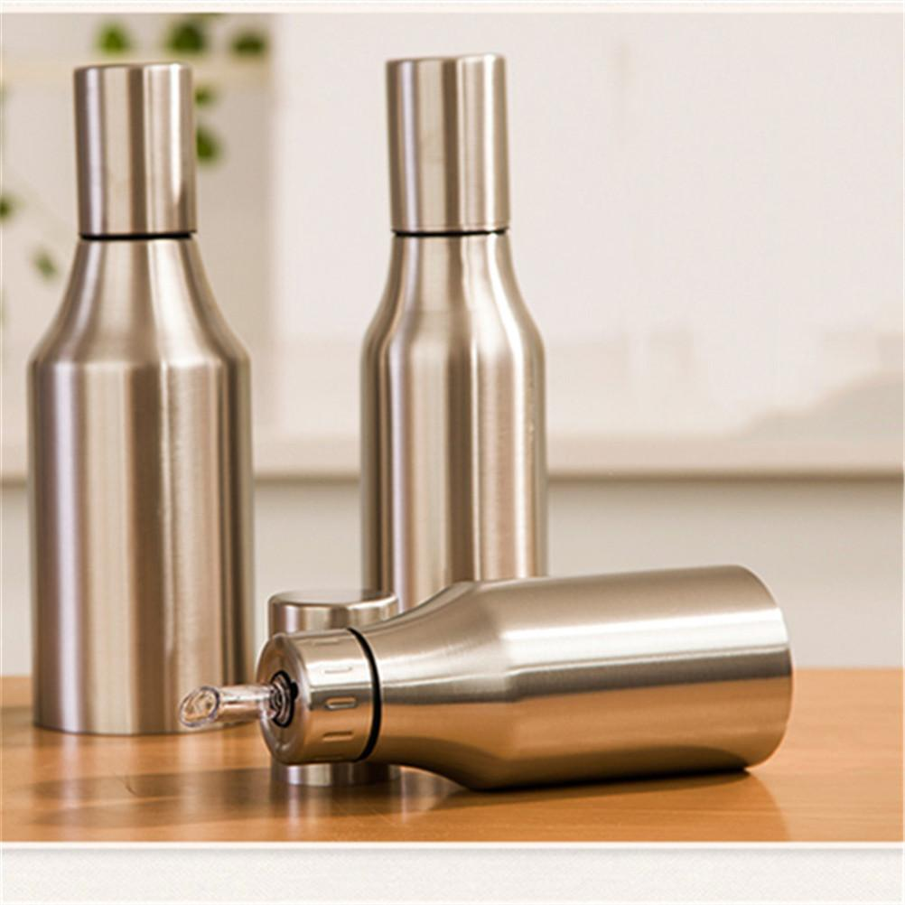 2019 New Design Stainless Steel Kitchen Supplies Creative Cruet