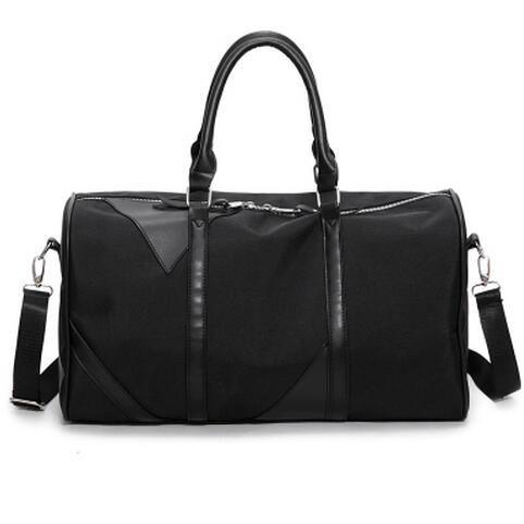 2018 New Gym Bag Men Women Handbag Canvas Fashion Casual Short Haul Travel  Package Teenagers Luggage Bags UK 2019 From Raisins e6cb20296ed3e