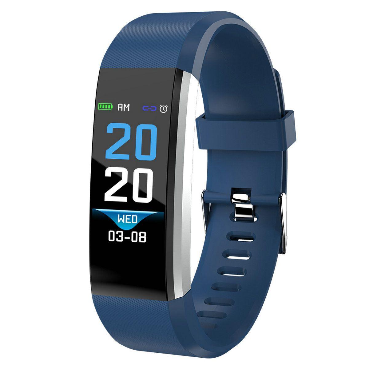 ID115plus الذكية معلومات المتصل سوار تذكير ذكي معدل ضربات القلب الأساور الرياضة Watchbands ماء USB الشحن