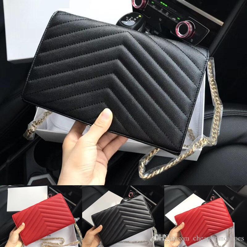 2018 New Saint Original Sheepskin Designer Handbags High Quality ... c3a1d9af275e4