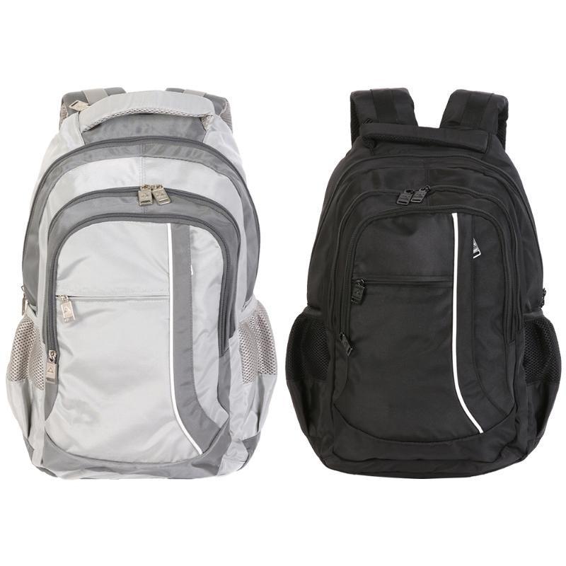 Hiking Biking Camping Backpack Training Bag Safety LED Light Riding Travel  Unisex Multifunctional Men Women Sport Outdoor Bags Backpacks For School  Laptop ... b90a505eff