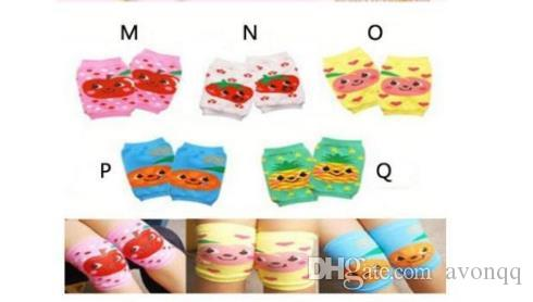 Baby Kneepad Cotton Breathable Sponge Children Knee Pads Learn To Walk Best Protection Crawling Leggings Pad b875