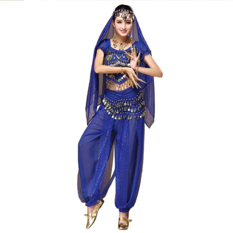 Wonderful 2019 Belly Dance Costume Bollywood Costume Indian Dress Bellydance Dress  Womens Belly Dancing Sets Top+Pants From Lbdapparel, $31.09 | DHgate.Com