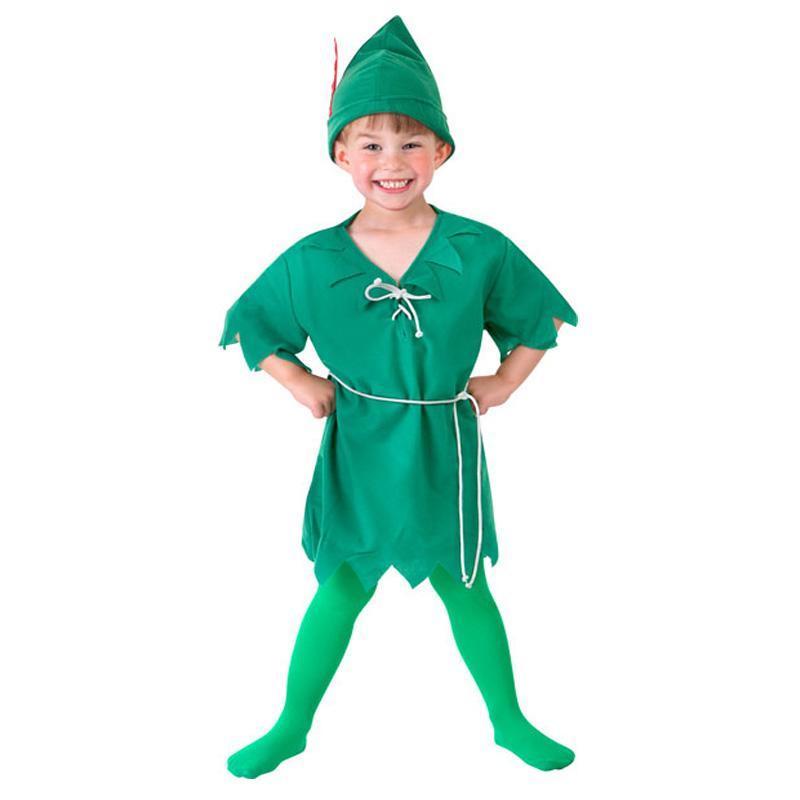 Großhandel Kleinkind Verlorener Junge Peter Pan Kind Halloween