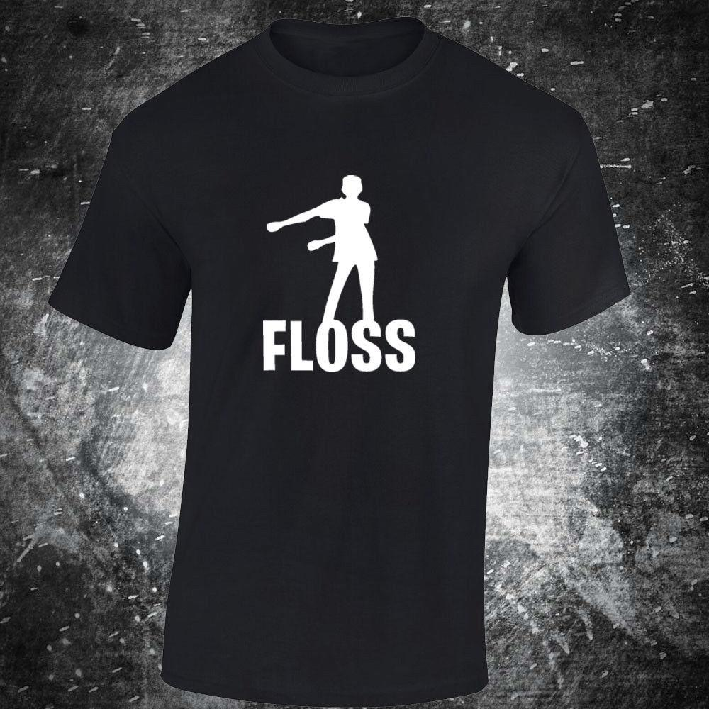 Sku28 Floss Dance Pubg Xbox One Ps4 Pc Adults Tee T-shirt Gaming Cool  Casual Pride T Shirt Men Unisex New Fashion