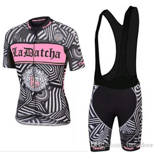 eacdfa794 2018 Hot Sale Tinkoff Saxo Bank Cycling Jerseys Short Sleeves Shirt+White  Bib Shorts Bike Wear Quick Dry Bike Clothes XS 4XL Tour De France Bike T  Shirts ...