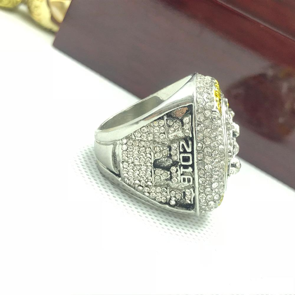 2016 Pittsburgh Penguins Hockey Championship Ring