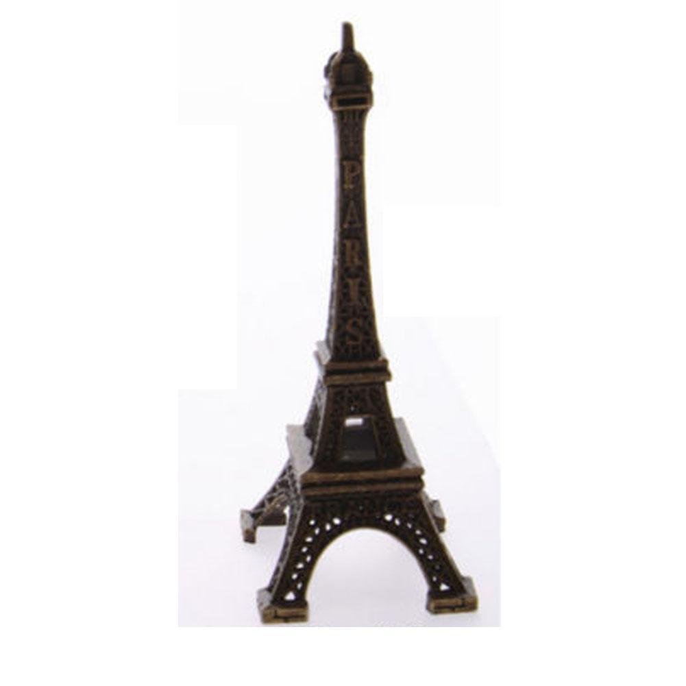 Wholesale Vintage Bronze Paris Eiffel Tower Statue Sculpture Paris ...