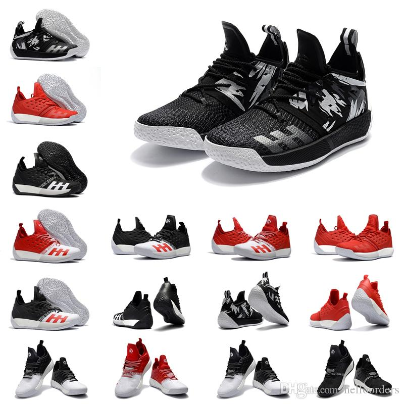 Harden Vol 2 Traffic Jam Running Mens Shoes Online Store 2018 Basketball  Trainers Athletic Sneakers Fashion Sport Man Shoe Size 7 11.5 Running Shoes  Men ... 7e65638bd