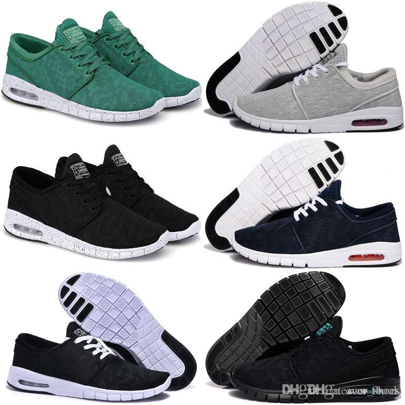 new styles 038d9 f3e0b Compre 2018 Barato Stefan Janoski Zapatillas Para Mujeres Hombres Sb Dunk  Alta Calidad Para Hombre Zapatillas Deportivas Deportivas Zapatillas  Chaussures ...