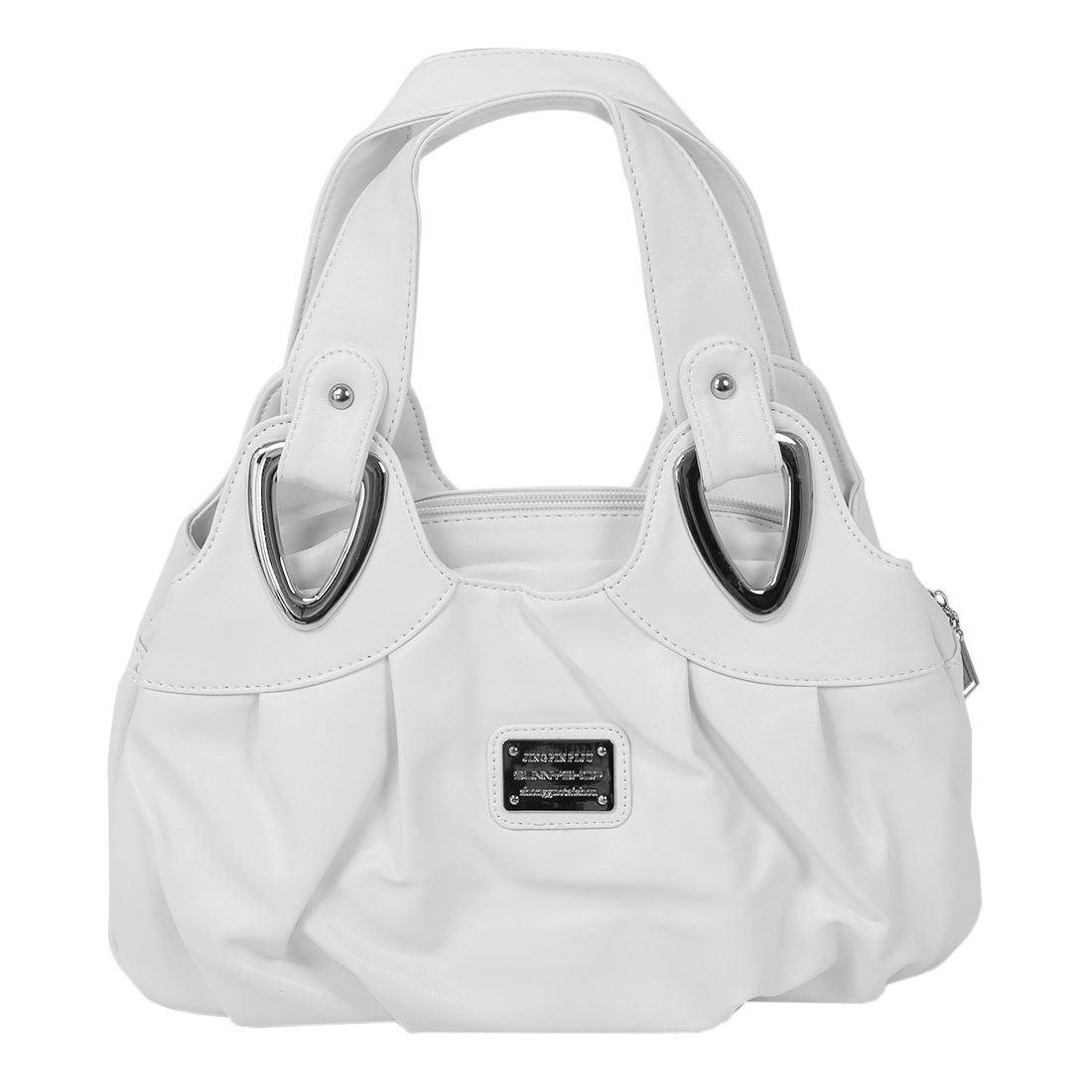 e46bb7486c8 Fashion Handbag Women PU Leather Bag Tote Bag Handbags Satchel ...