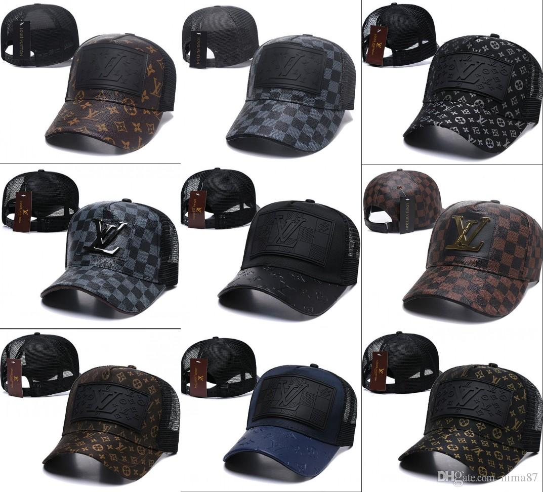 2019 Fashion Luxury Designer Cap Snapback Baseball Caps Leisure Hats Bee  Snapbacks Hats Bone Gorras Casquette Outdoor Golf Hat For Men Women  Baseball Cap ... 9f673649eec