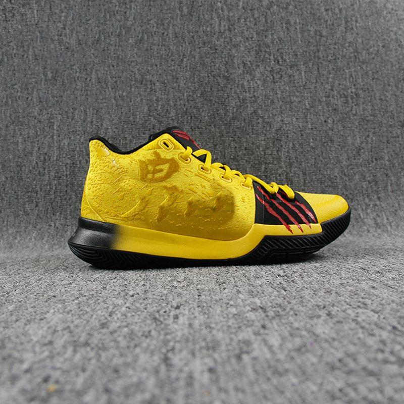 87ca1ba8336a HOT Selling Mamba Mentality Bruce Lee Men Basketball Shoes Sneakers ...