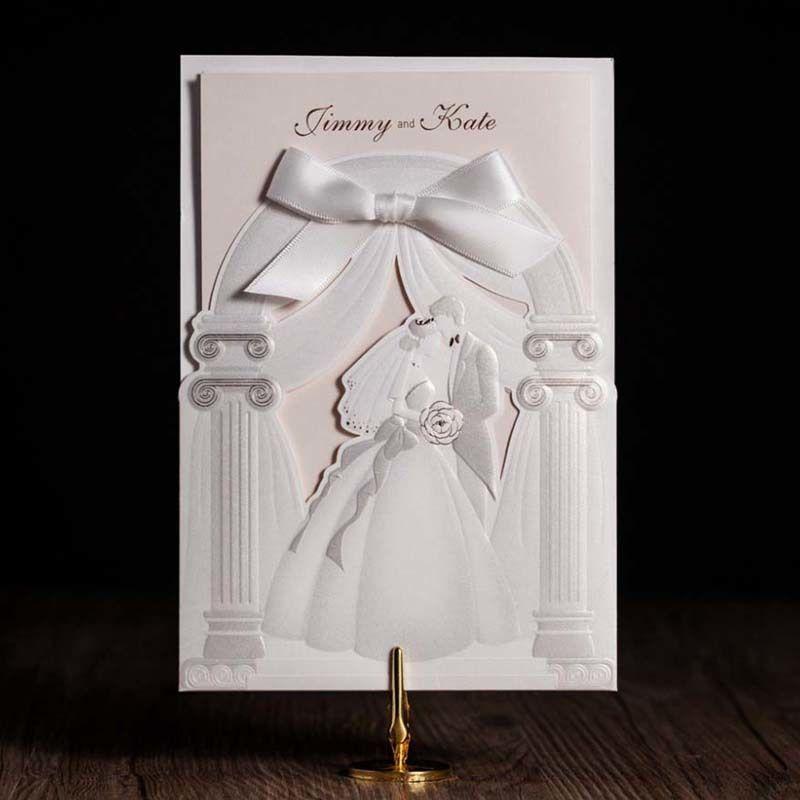 Grosshandel Europaische Hochzeitspaare Einladungen Karten 2016 Herbst