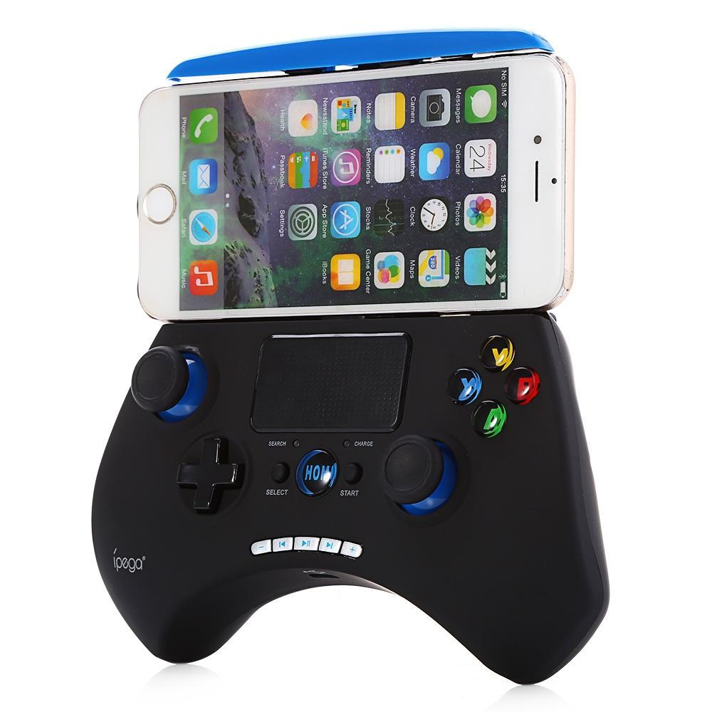 IPEGA PG-9028 Wireless Bluetooth Gamepad Game Console with Stand for  Android/iOS/Android TV/PC With Stretchable Holder