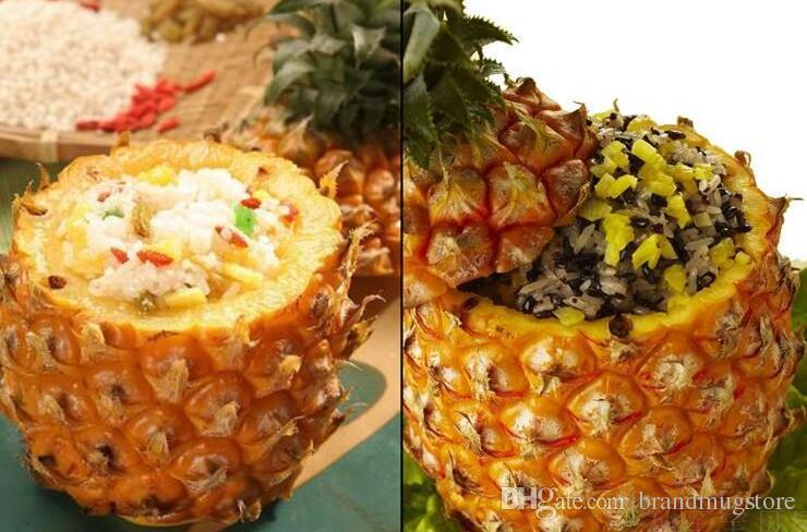 Fashion Hot Novelty Home holds stainless steel Fruit Pineapple Corer Slicer Peeler Cutter Parer Knife DHL