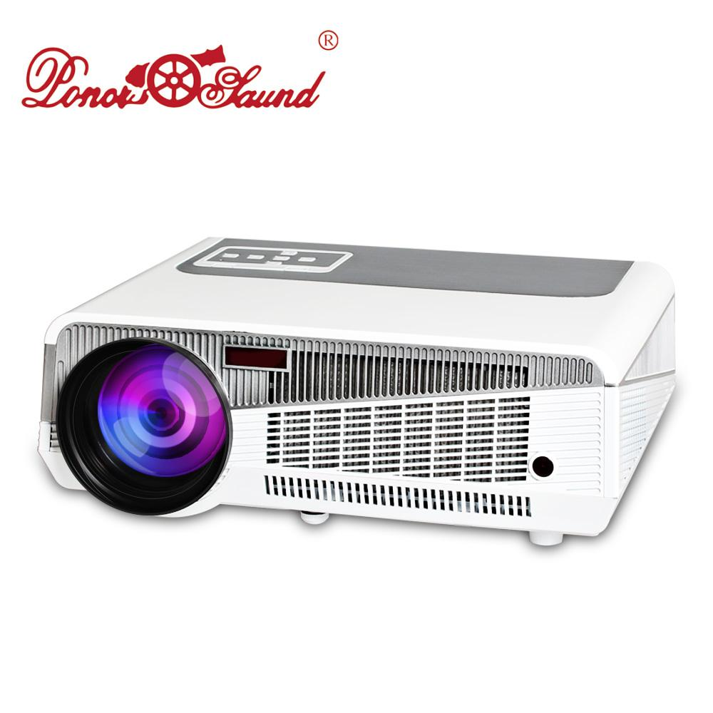 A quality and inexpensive projector for home theater