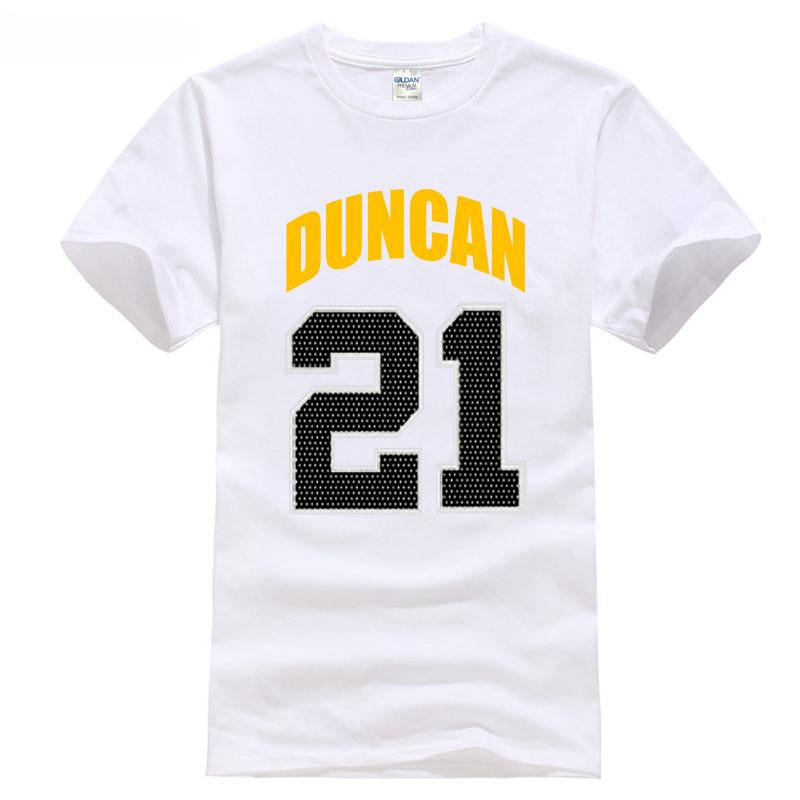 2018 Legend Man Player Duncan 21 San Antonio City Coacher Popovich