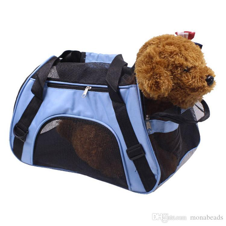 Hot Sell Dog Carrier Bags For Small Dogs Pets Carrying Bags Dog Backpack Pets Carriers Crate