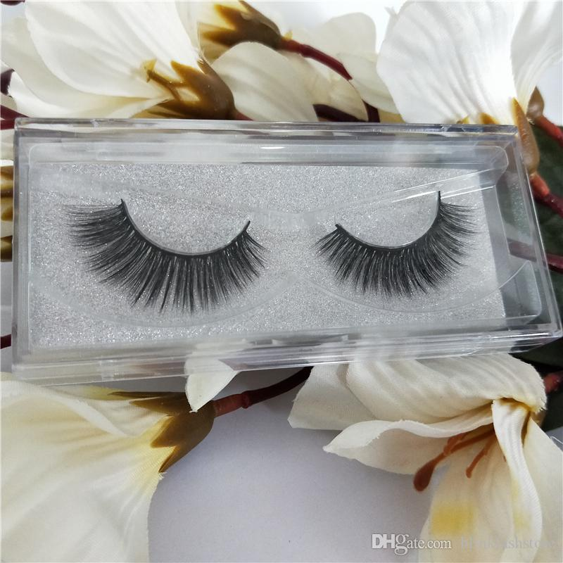 5d85225a455 Seashine Custom Private Own Brand 3D Faux Mink Cutton Bond Natural Looking Eyelash  Packaging Fake Lashes Manufacturer Eylure Lashes How To Put On False ...