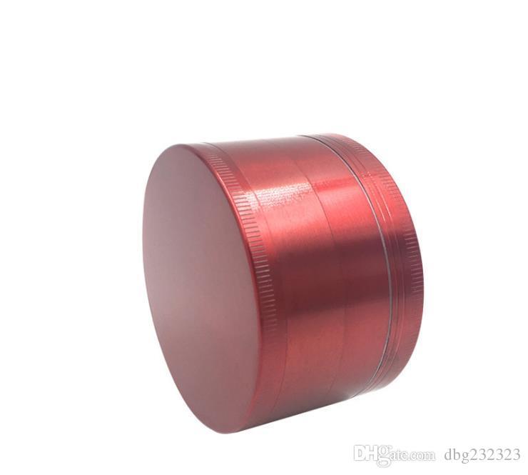 Molino de placa de gran tamaño diámetro 75 mm amoladora de aleación de zinc