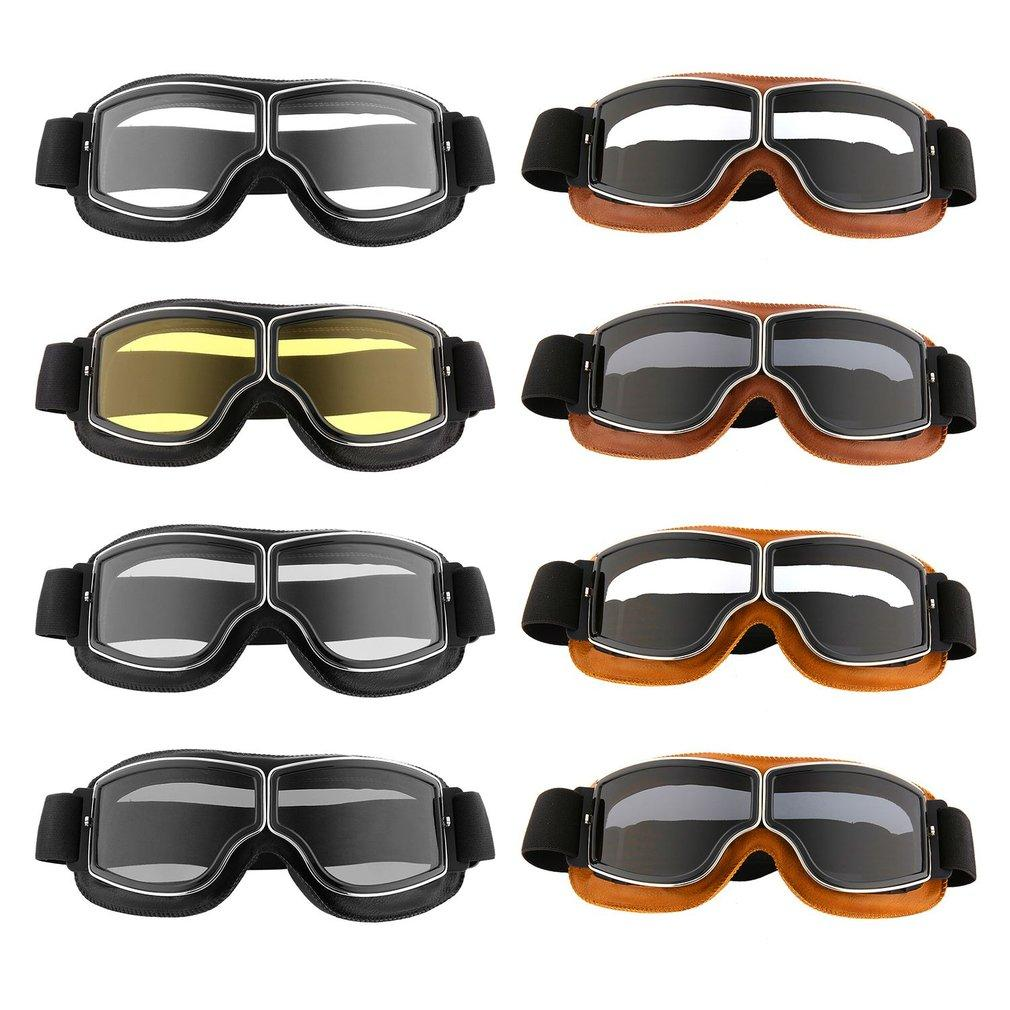 5bf9bc28e4c0 Unique Motorcycle Goggles Bike Goggles UV400 Protective Outdoor Glasses  Dust Proof Protective Combat Outdoor Tactical Best Glasses For Riding  Motorcycle ...