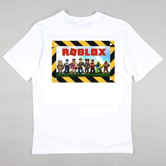 ROBLOX T Shirt XBOX PS4 GAMER Adventures Gamers  Age 9-11