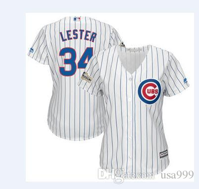 d7e1849d8bc ... greece 2018 2018 world series champion chicago cubs 34 jon lester  baseball jerseys custom sports mlb