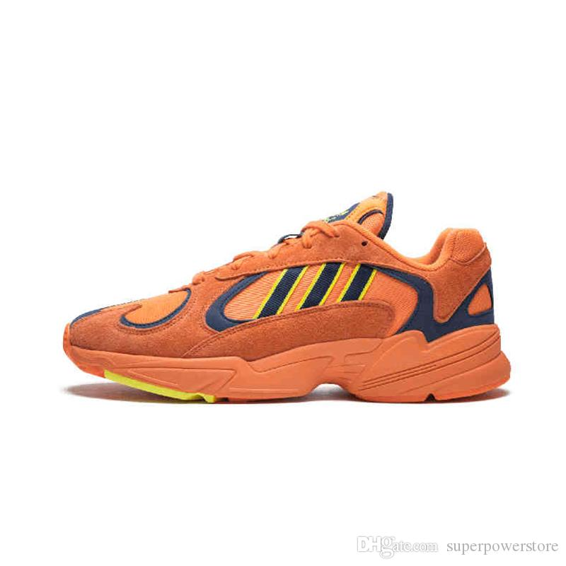 reputable site 898b9 cd175 ... top quality adidas originals yung 1 b37613 kanye west 700 wave runner  boost calabasas fashion orange