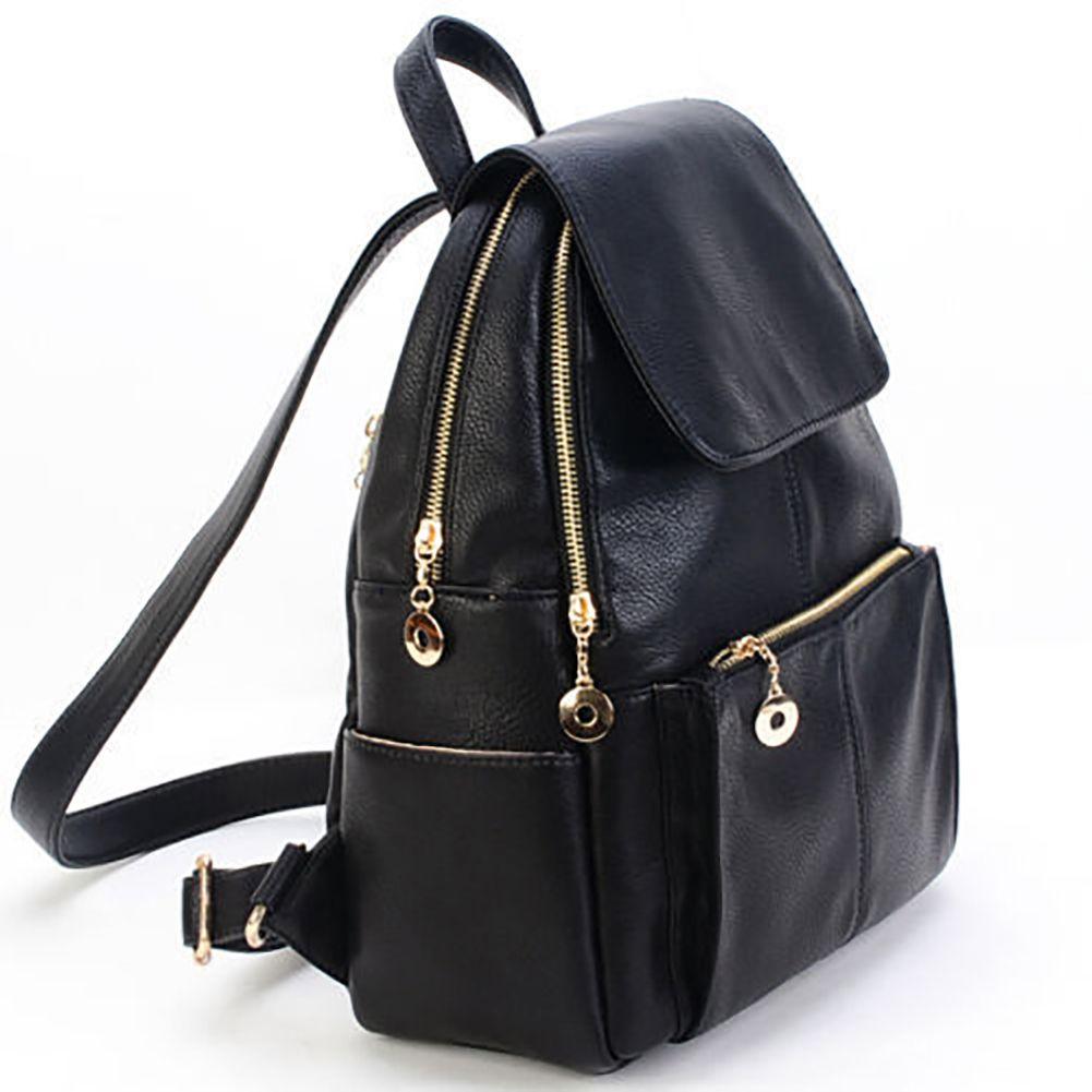 377b2a87a4 Fashion Women Faux Leather Shoulder Bag Travel School Bag Tote Satchel School  Bags School Fashion Bags School Satchels Online with  37.21 Piece on ...