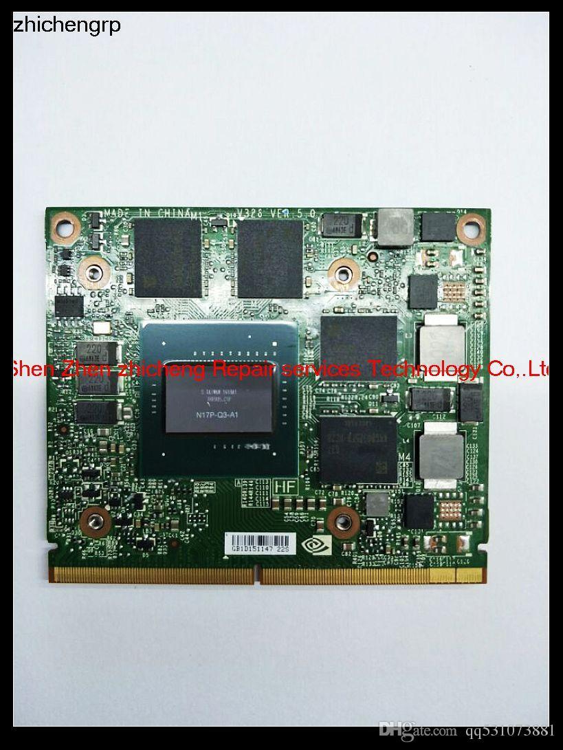 SZZC For Precision M7510 M4800 Pavilion Zbook 15 G3 17 G3 graphics card  M2200M N17P-Q3-A2 4GB DDR5 GPU card