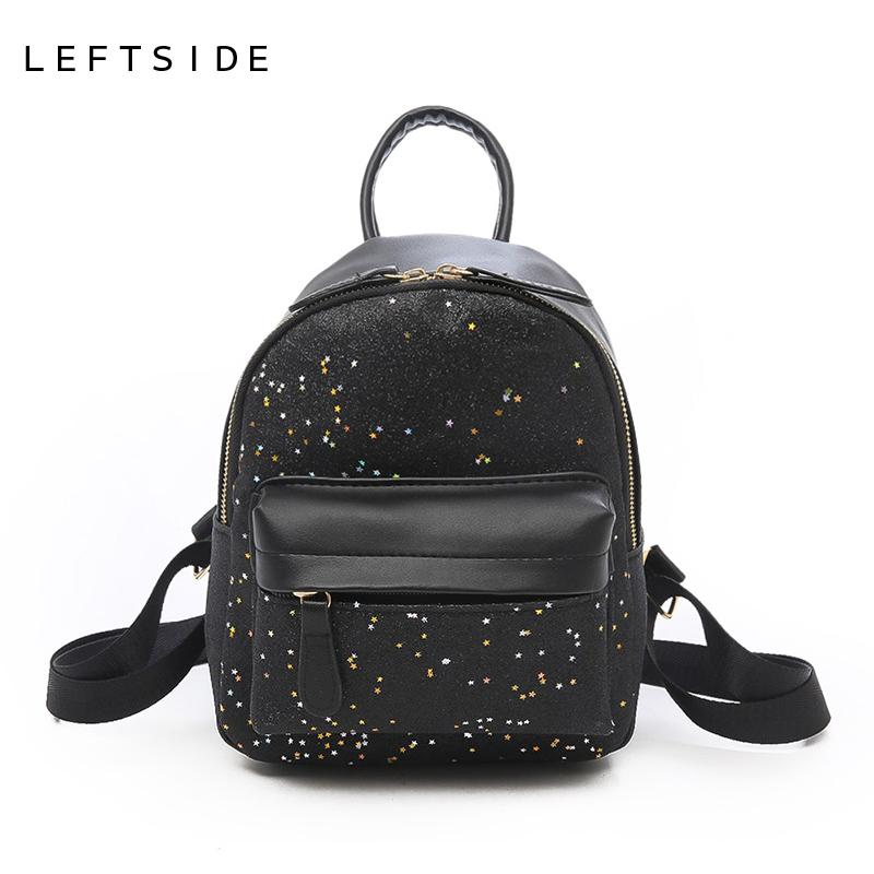 Wholesale 2018 Women Mini Cute Shiny Backpack Female Small Leather Kids  Back Pack Backpacks For Teenagers Girls School Bags Camping Backpack  Backpacks From ... 34eefb4db995a