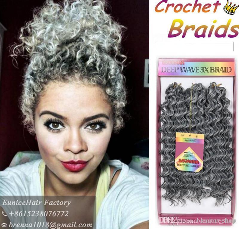 2019 New Bohemian Braids 10inch 3 Bundles Freetress Bohemian Curl