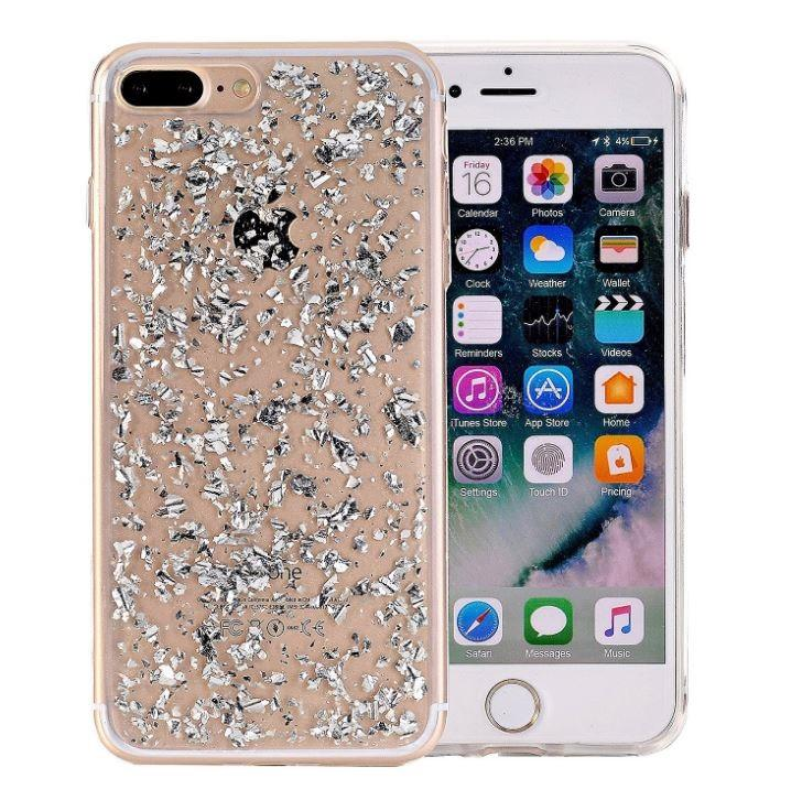 For IPhone 8 Plus X 7 Plus Case, Cute Glitter Sparkly Cover With Soft  Flexible TPU Protective Design Camo Cell Phone Cases Cell Phones Covers  From