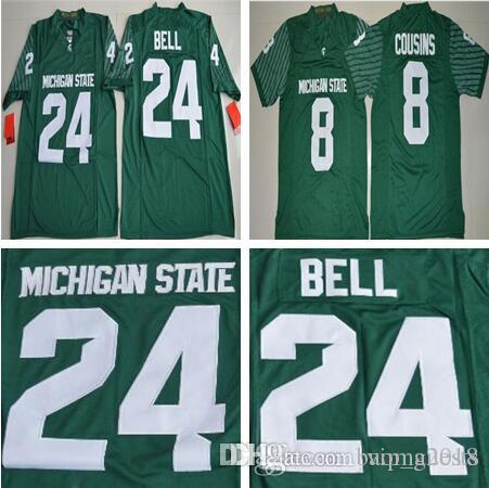 reputable site 835e5 a3967 coupon code kirk cousins msu jersey 85760 a462a