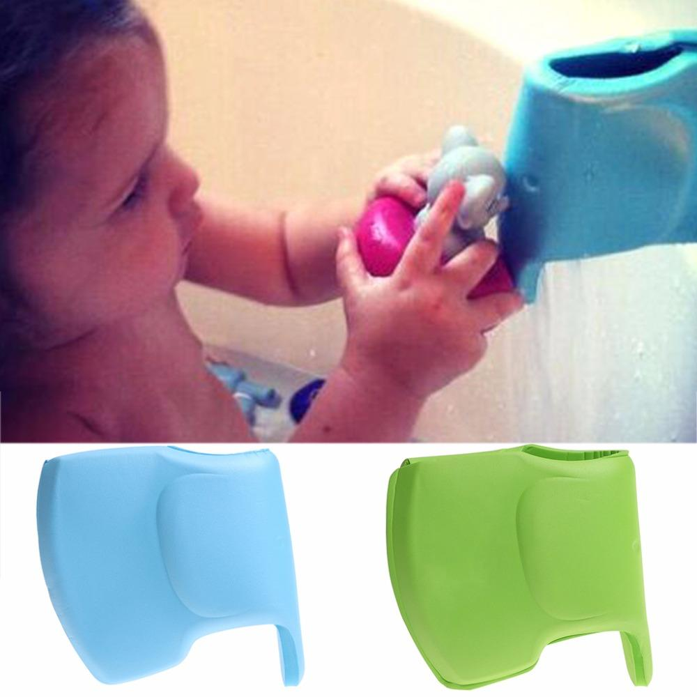 2018 Kids Baby Care Bath Tap Tub Safety Water Faucet Cover Protector ...