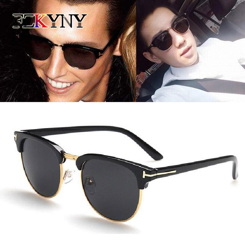 ac726cfb47 FZKYNY James Bond Sunglasses Men Brand Designer Women Super Star Sun  Glasses Celebrity Driving Sunglasses Tom For Men Eyeglasses Wholesale  Sunglasses Cool ...