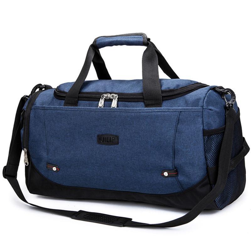 8f36f290b017 Unisex Sport Bag Training Gym Bag Duffel Men Woman Fitness Bags ...