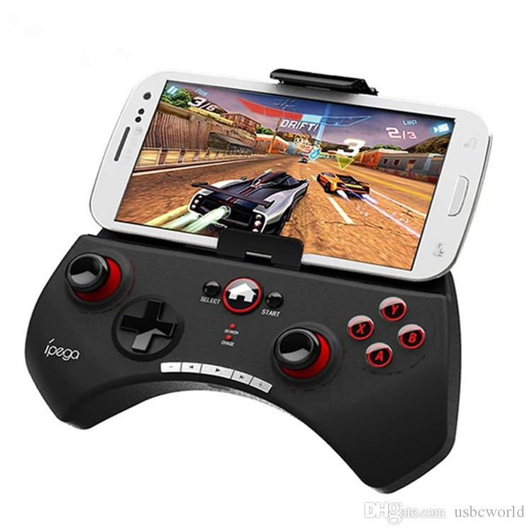High Quality Wireless Bluetooth Gamepad Game Controller Joystick For Iphone  Samsung Android Smartphone With Free Shipping