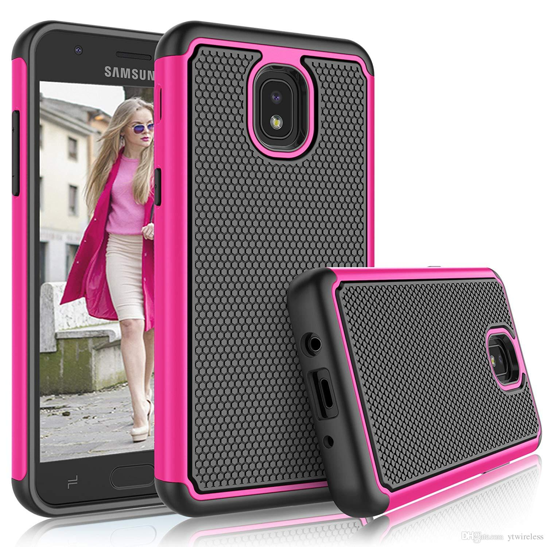 Handy Hulle Fur Samsung Galaxy J3 J7 2018 A6 2017 Prime Schlank