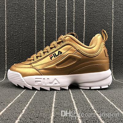 Fila Uomo Ginnastica P6wRq5 Donna Sneakers Ii Casual Bambino Scarpe pqPwfv